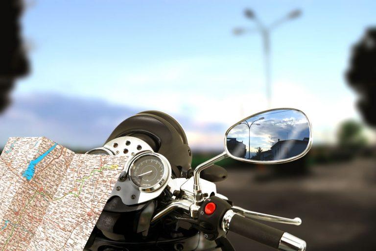 Ruta en moto Hotel Ulivo